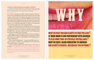 Emigre No. 70, book spread showing images from issue no. 53
