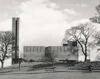 Events this Weekend: 12.31-1.3 - Photo 3 of 3 - St. Bride's Chapel, 1963. East Kilbride, Lanarkshire.