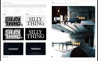 Gingko Press Roundup - Photo 13 of 13 - Spread from Super Identity, published by Gingko Press