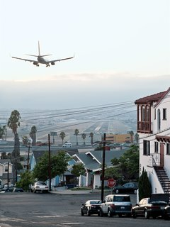 In San Diego, one of the only major American cities with a downtown airport, locals are as accustomed to low-flying aircraft as they are to Spanish colonial architecture.