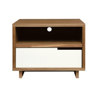 The maple-veneer Modulicious Bedside Table, $399, from Blu Dot.