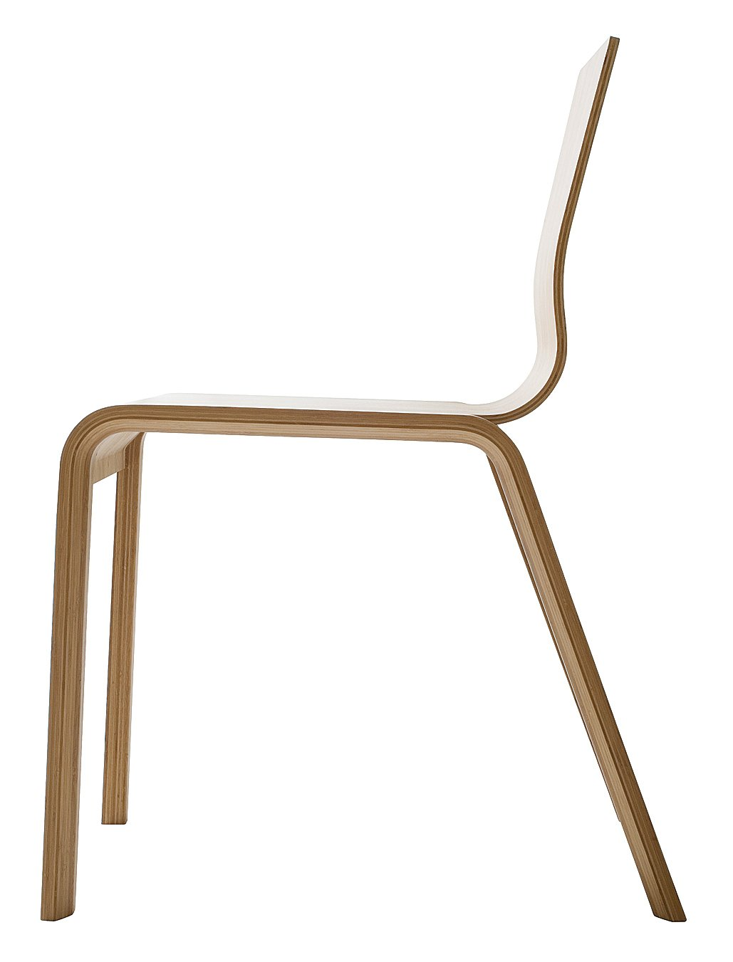The stackable Bambu chair, designed by Henrik Tjaerby (2006), is part of Artek's Bambu series.  Photo 5 of 8 in Tom Dixon