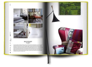 Design Hotels Book: 2010 Edition - Photo 5 of 12 - The Boundary is in London's Shoreditch neighborhood.