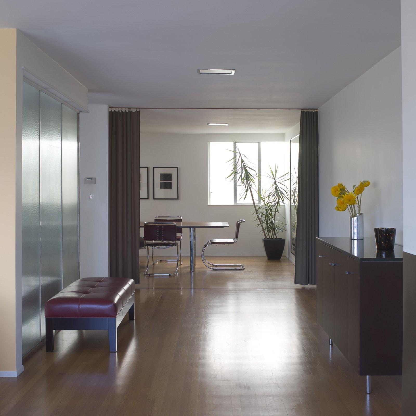 Hallway and Medium Hardwood Floor 20050712_overway 066  Photo 3 of 12 in Neutra's Overway-Schiff House