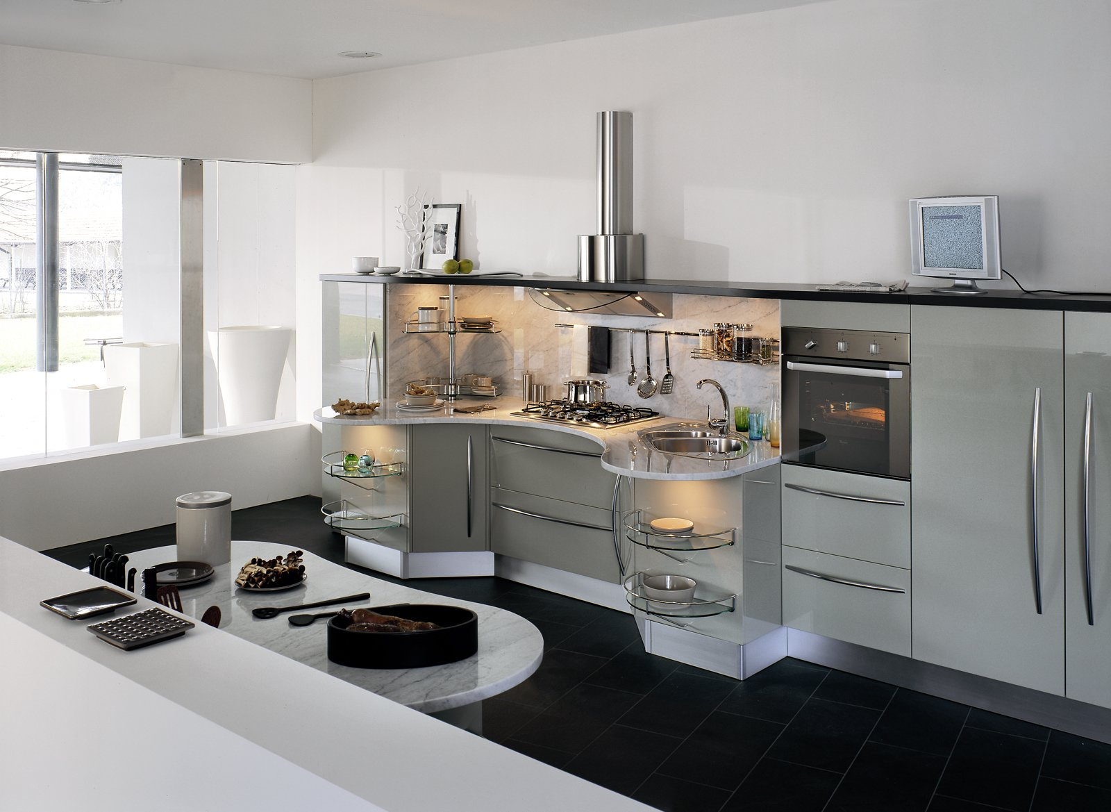 Snaidero Universal Design Kitchens - Dwell