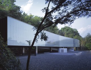 2010 Pritzker: Sejima and Nishizawa - Photo 7 of 10 - The O-Museum in Nagano, Japan is some of SANAA's earlier work. This building is from 1999. Nishizawa, at 44, is the youngest winner of the Pritzker Prize.