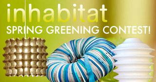Inhabitat Contest: Enter Now! - Photo 1 of 1 -