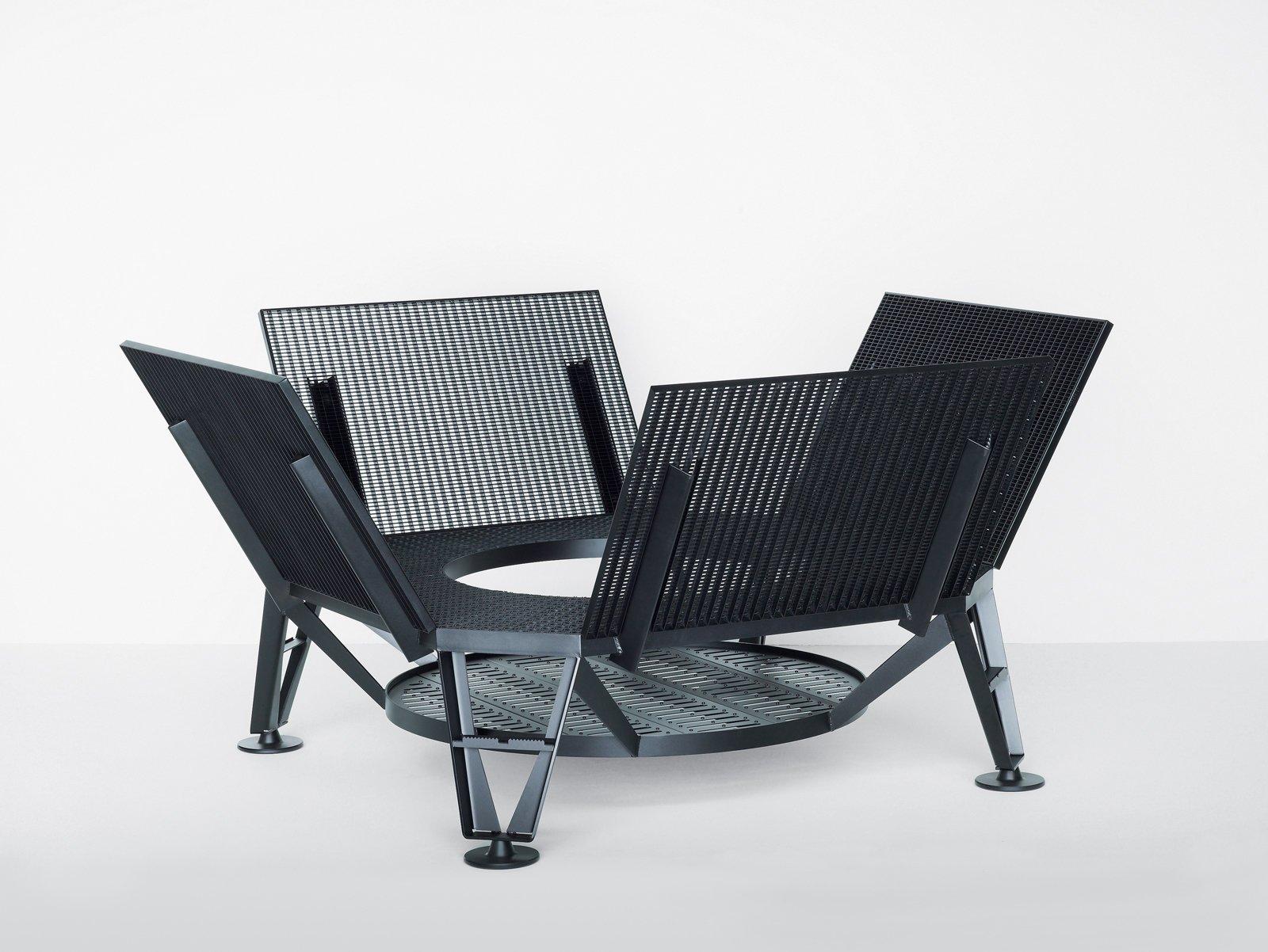 Landen public seating for Vitra Edition, 2007.  Photo 6 of 26 in Industrial Designer Focus: Konstantin Grcic