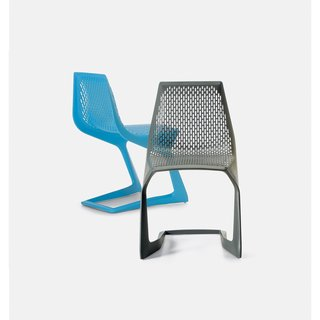 The Myto Chair, 2008, for Plank.