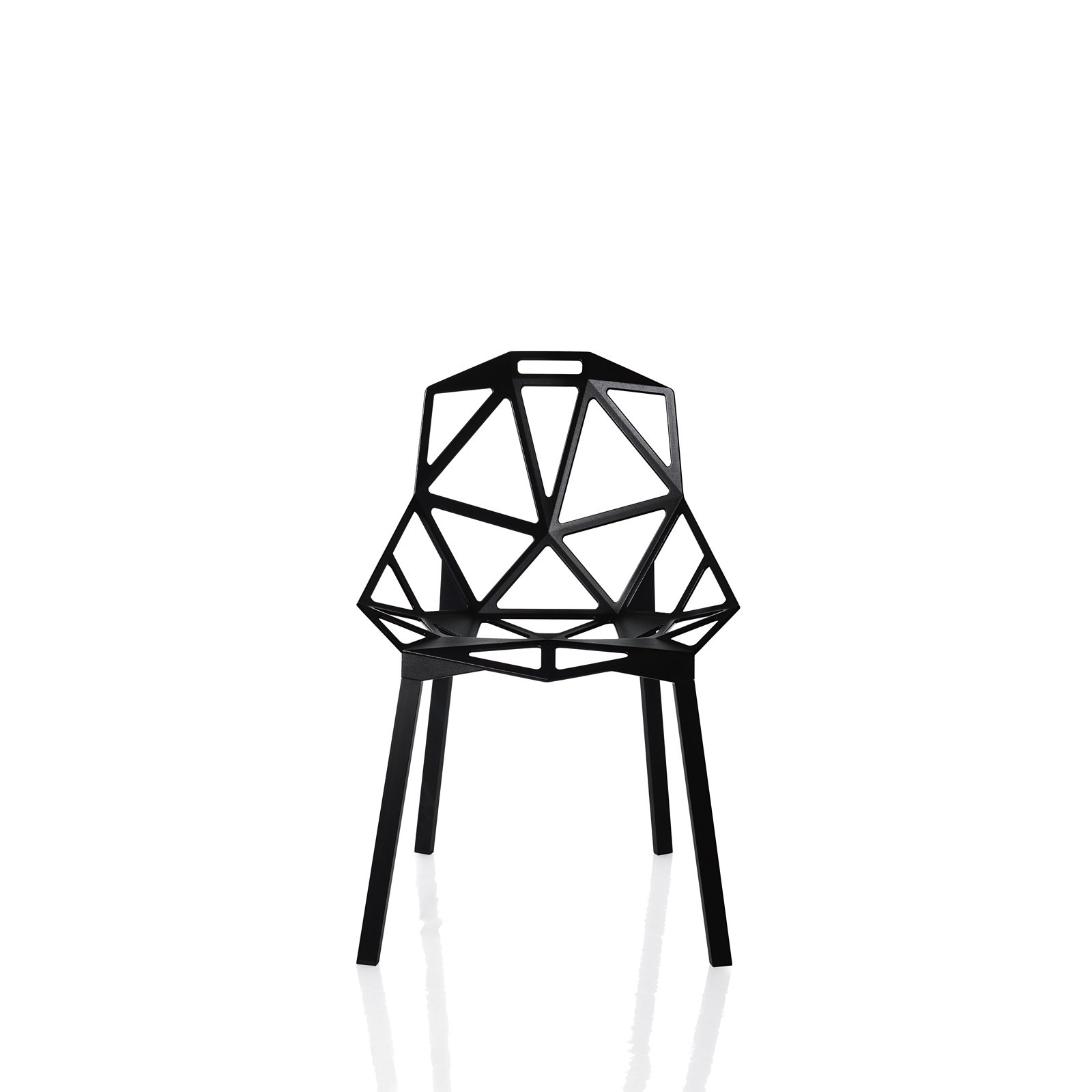 Another of Grcic's signature designs is the Chair One he did for Magis.  Photo 25 of 26 in Industrial Designer Focus: Konstantin Grcic