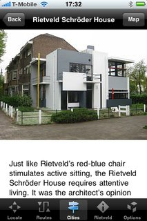 New Rietveld App for iPhones - Photo 1 of 3 -