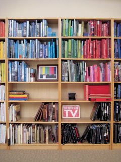 The Dwell bookshelves from the March 08 issue.