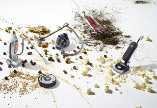 8 Modern Vacuum Cleaners - Photo 1 of 1 - 65mm, f22
