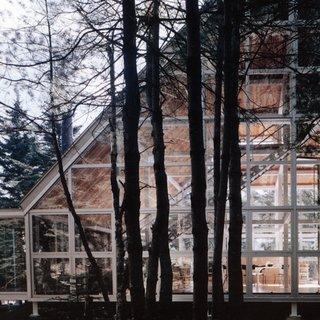 Peter Forbes & Associates, MILLER HOUSE 1994