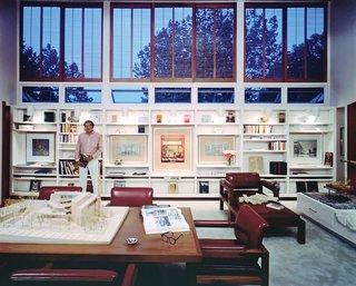 Platner worked for Eero Saarinen in the early 1960s, overlapping with Kevin Roche, Cesar Pelli, Robert Venturi, Ralph Rapson, Gunnar Birkerts, Niels Diffrient, and photographer Balthazar Korab.