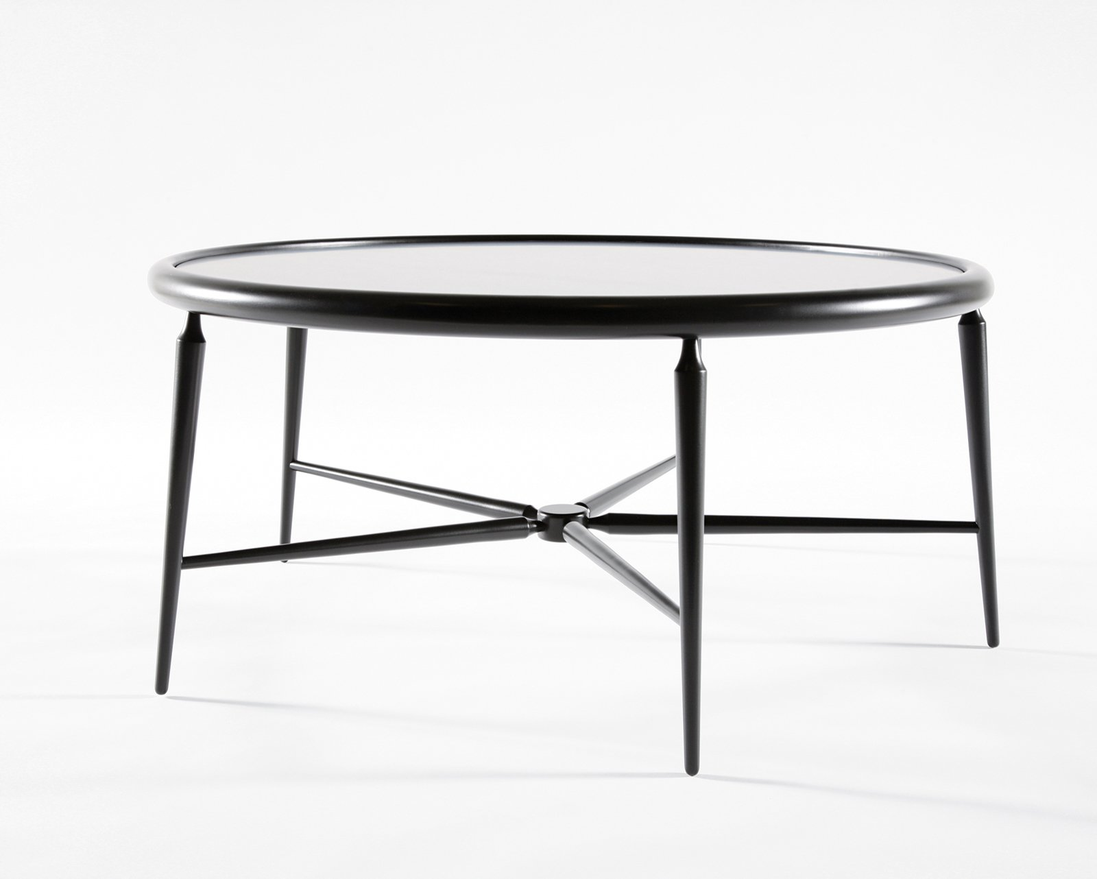 The slim profile of Takagi's five-legged American Gothic table debuted at Bernhardt Design's ICFF Studio in 2009.  Photo 3 of 6 in Industrial Design: Atelier Takagi