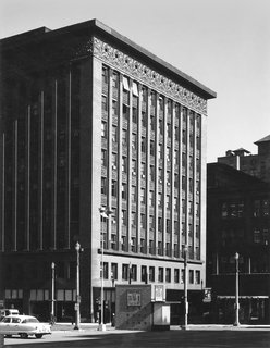 The Architecture of Adler & Sullivan - Photo 4 of 19 - Wainwright Building, St. Louis, Missouri, built 1890-1891. Photo courtesy of The Richard Nickel Committee and Archive.