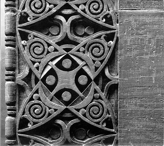 The Architecture of Adler & Sullivan - Photo 6 of 19 - Detail of the Wainwright Building, St. Louis, Missouri, built 1890-1891. Photo courtesy of The Richard Nickel Committee and Archive.
