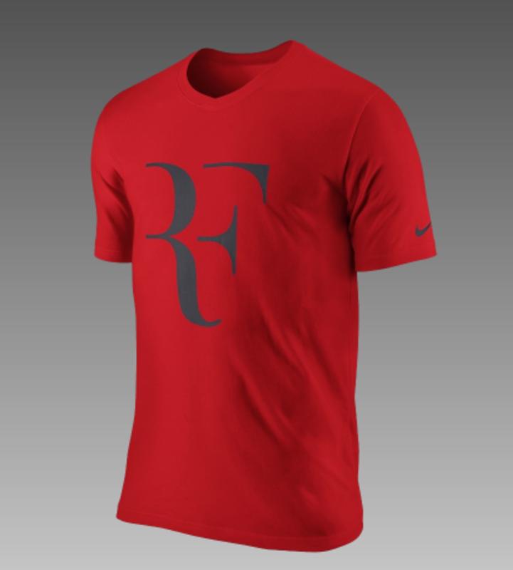 Roger Federer's Personal Logo?