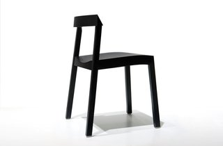 The Silenci Chair by o4i