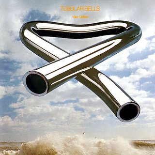 Mike Oldfield's 1973 Tubular Bells was the first release on Branson's then-virgin Virgin Records.