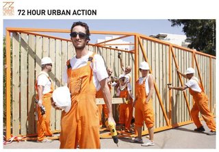 72 Hour Urban Action - Photo 1 of 6 -