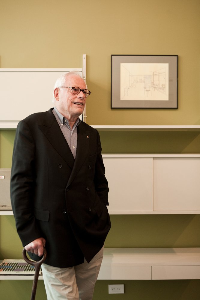 Photo 1 of 2 in 30 Minutes With Dieter Rams