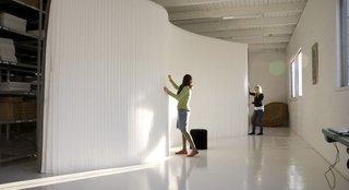 Molo's Softwall Room Divider