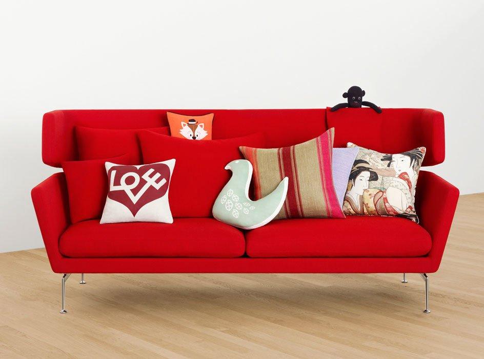 Photo 7 of 7 in Suita Sofa by Antonio Citterio