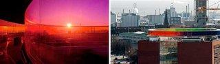 """Olafur Eliasson's """"Your Rainbow Panorama."""""""