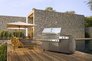 Kalamazoo Outdoor Gourmet Grills - Photo 1 of 2 - Kalamazoo Outdoor Gourmet's Hybrid Grill K1000HS.