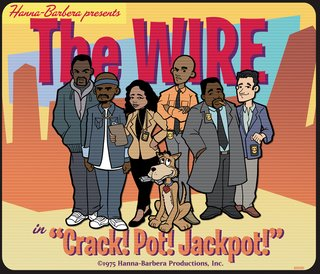 This animated rendition of the Wire was created by Paul Sizer.