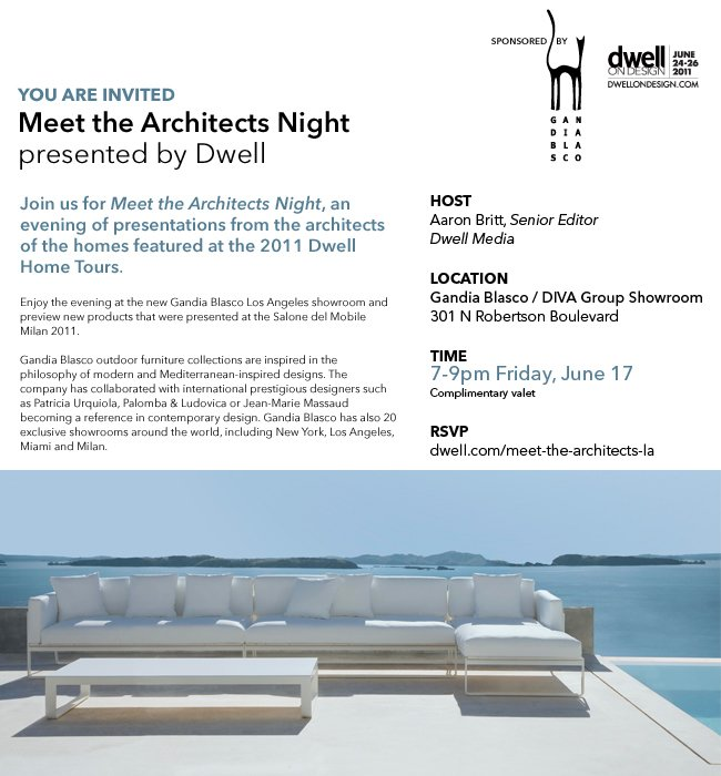 Photo 1 of 3 in Dwell Design Week