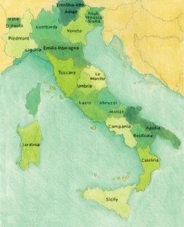 Italian Design: La Mappa - Photo 1 of 1 -