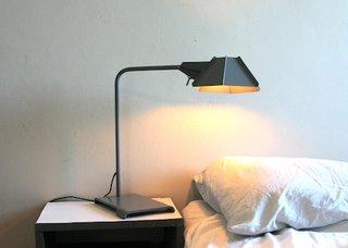 Brendan Ravenhill's Hex desk lamp.