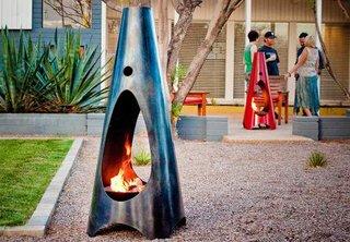 Fireplace by ModFire.