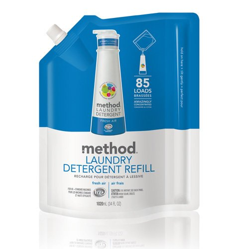 Method recently introduced this handy refill, good for 85 loads.