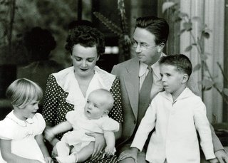 Hometown Hero - Photo 6 of 28 - Dow designed his home specifically for his wife and three children, including an interior corridor between the children's bedrooms that was inaccessible from the hall. Wealthy families of the era feared a repeat of the Lindbergh kidnapping.