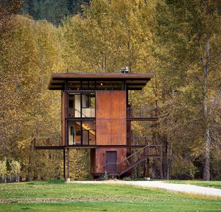 Q&A: Architect Tom Kundig Gives Us His Take on Building the Maxon House - Photo 1 of 6 -