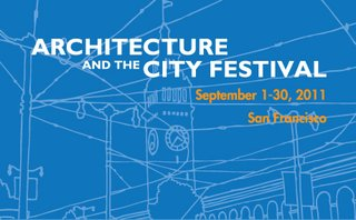Architecture and the City 2011 - Photo 1 of 4 - The ninth annual Architecture and the City festival is organized by the AIA San Francisco and the Center of Architecture and Design to celebrate the local design community and the way design affects each and everyone's lives.