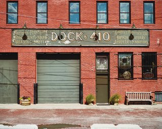 The photography-focused Gallery at Dock 410.