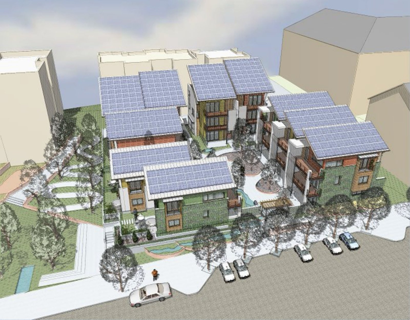 Photo 3 of 9 in A Zero-Energy Community: Part 3