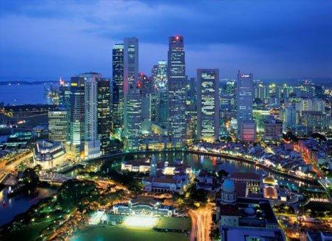 Forecasting the Future City