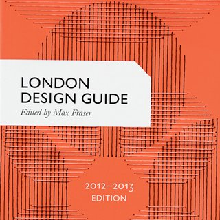 Fraser's guide to London is an essential tome for the design-minded traveler.