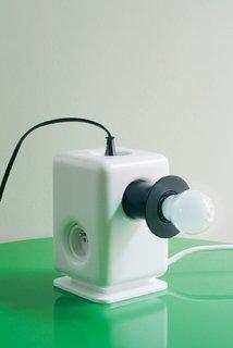 2008<br><br>Multiplug lamp, designed for Ligne Roset.