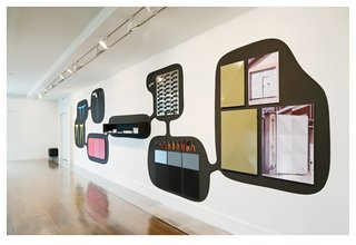 2010<br><br>Elementary Design, a two-man show of Normal Studio's work, opens at Musée des Arts Décoratifs in Paris.