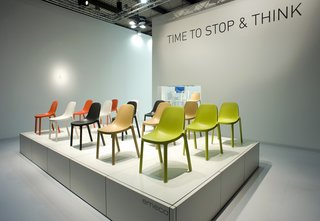 Emeco Debuts Starck 'Broom' Chair - Photo 1 of 2 -