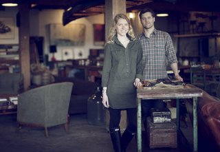 Jocelyn and Robert Rahm.