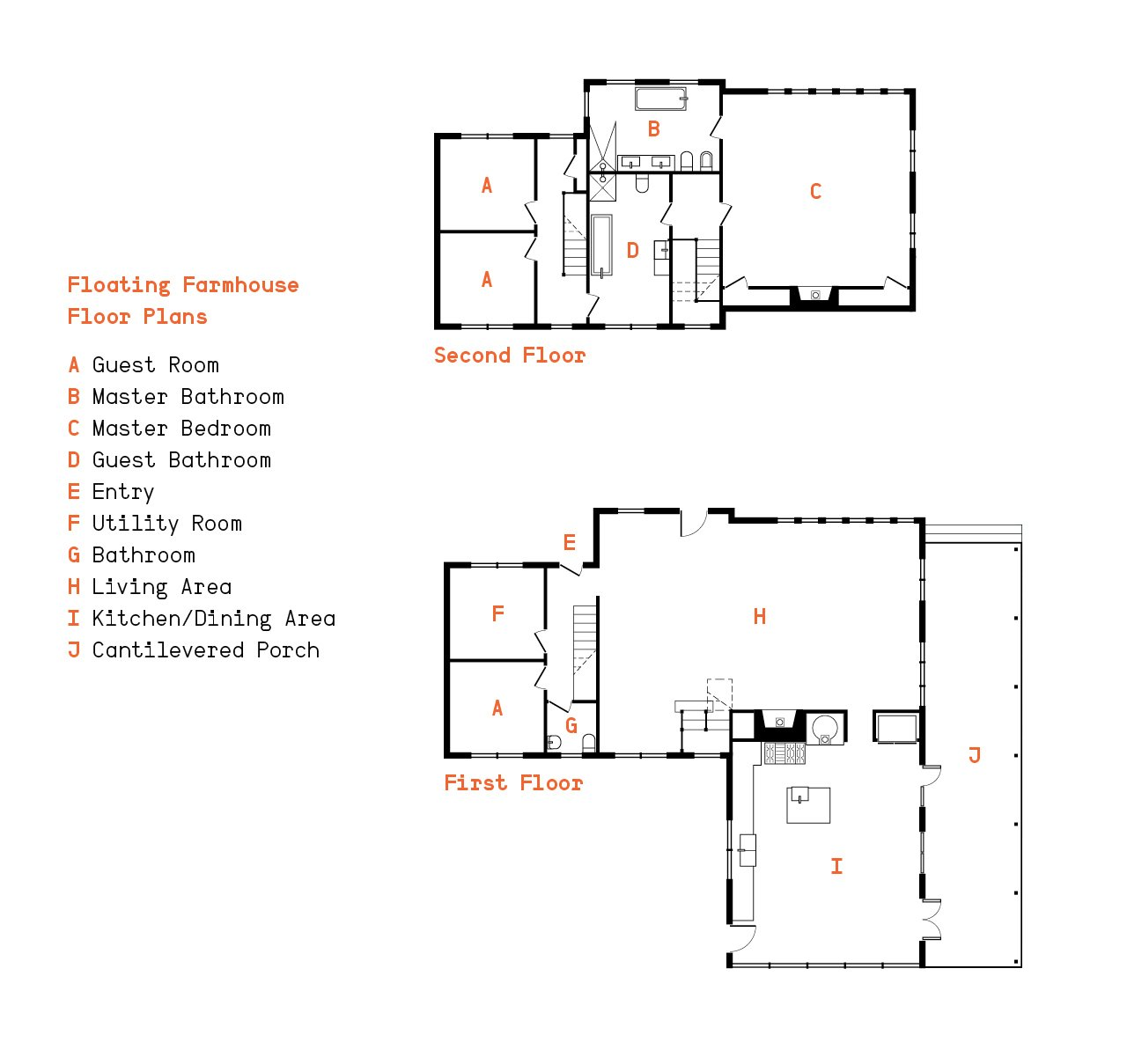The floor plan.  Photo 12 of 12 in Hope Floats