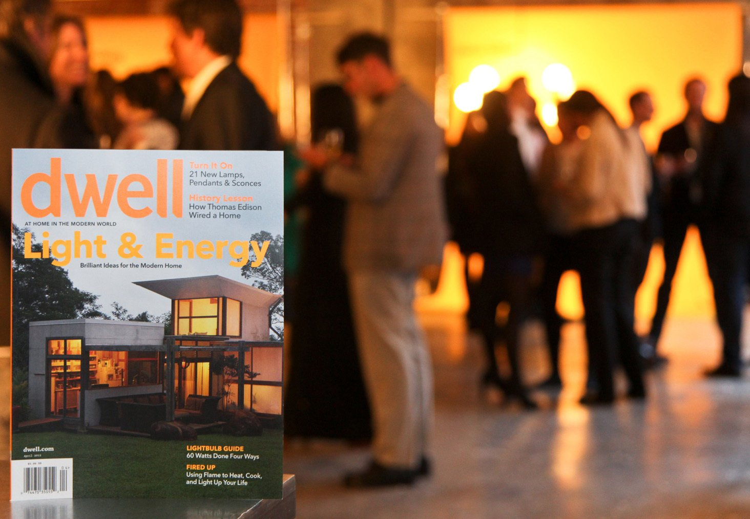 Photo 22 of 22 in Dwell Light & Energy Issue Launch
